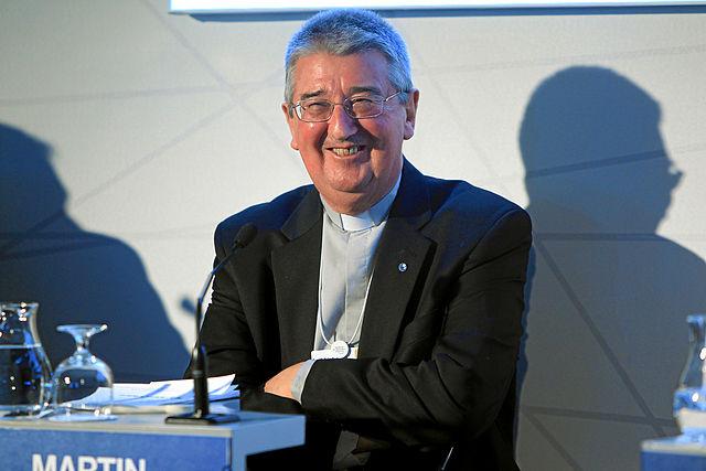 Abp Diarmuid Martin, prymas Irlandii, znany ze stanowczego postępowania w sprawie skandali seksualnych