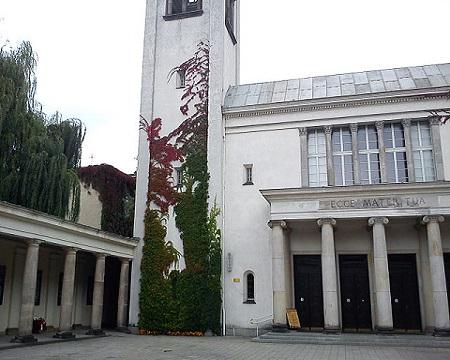 Kościół oo. dominikanów w Poznaniu