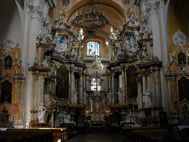 Kościół pw. Ducha Świętego w Wilnie