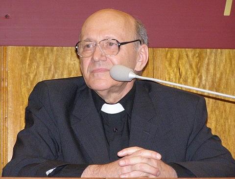 Ks. prof. Michał Heller, 24 kwietnia 2010 r.