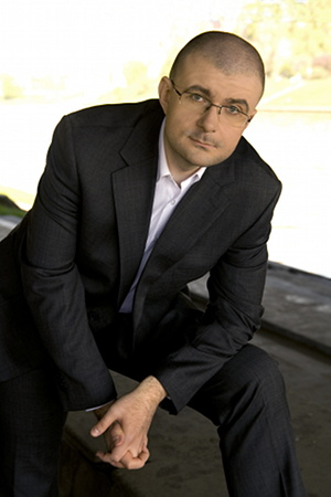 Jacek Dukaj w 2009 roku