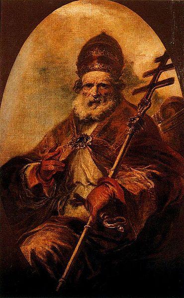 Św. Leon Wielki, autor przytoczonych słów o godności chrześcijanina