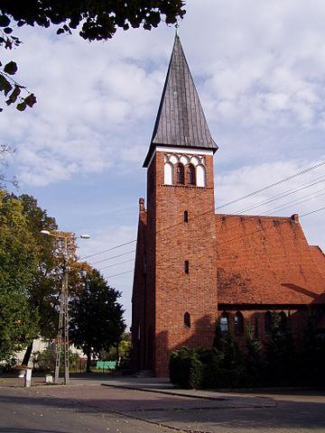 Kościół Opatrzności Bożej w Toruniu