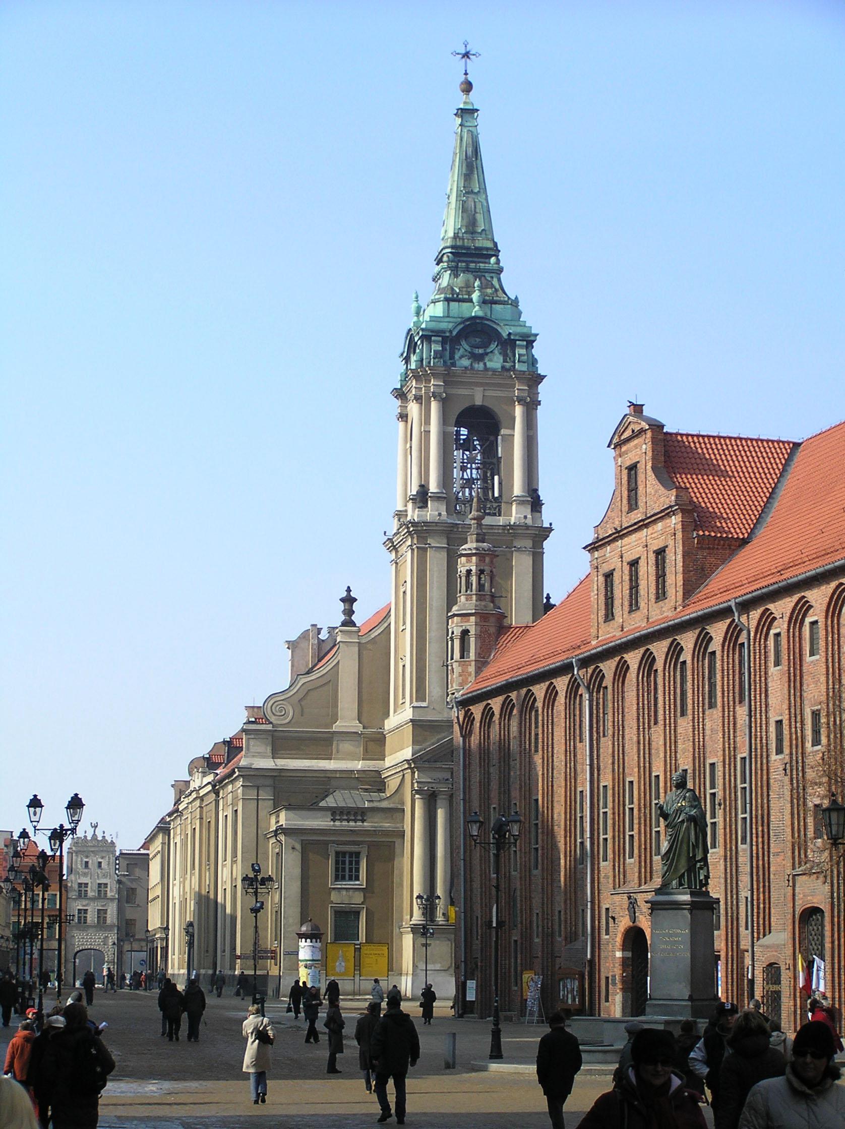 Kościół Św. Ducha w Toruniu