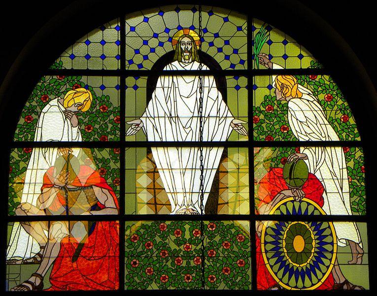 Zmartwychwstanie (katedra św. Mikołaja w Bielsku-Białej)