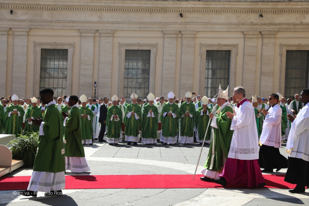 Jubileusz katechetów, 25 września 2016 r.