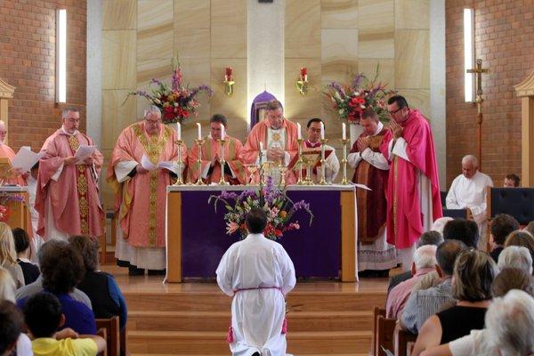 Kardynał George Pell, arcybiskup metropolita Sydney